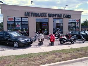 Ultimate Motor Cars Internet Sales